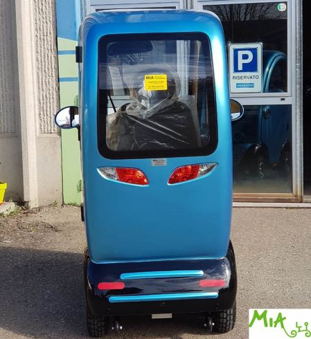 Scooter elettrico 4 ruote SHUTTLE