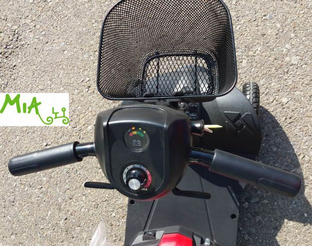 SCOOTER ELETTRICO 4 RUOTE JERRY