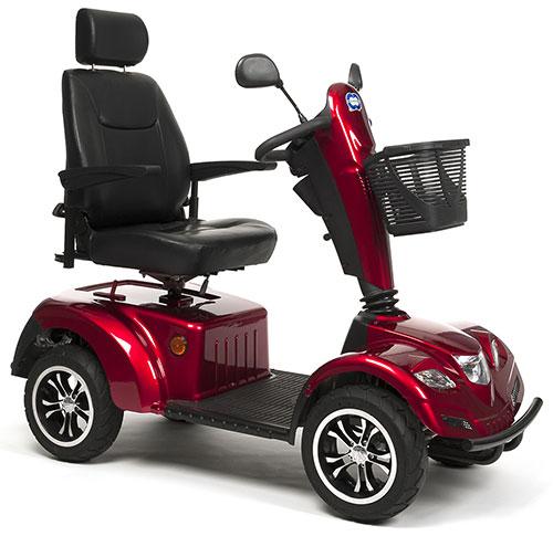 Carpo 2 sport scooter elettrico per anziani e disabili for Pride poltrone